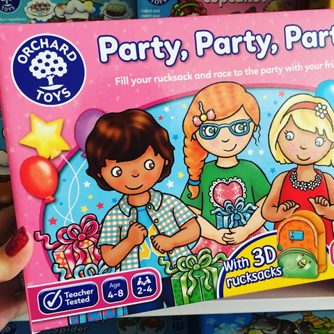 Orchard Toys - Party Party Party! Game