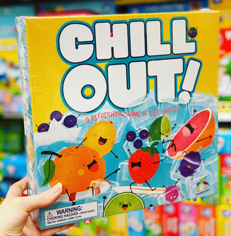Chill Out! Dice & Ice Game
