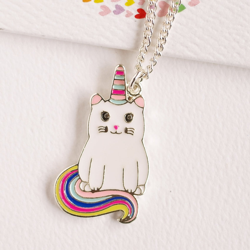 Caticorn Necklace - Lauren Hinkley Australia