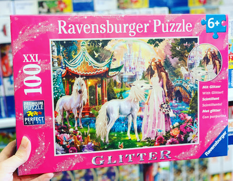 Unicorn World Puzzle 100p Ravensburger