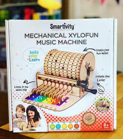 Smartivity - Mechanical Xylofun Music Fun