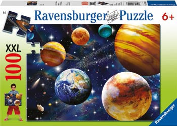 Ravensburger - Space Puzzle 100pc