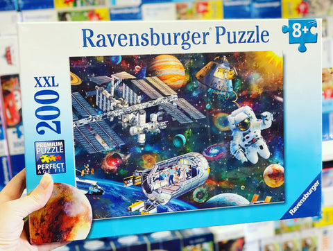 Cosmic Exploration Puzzle 200pc Ravensburger