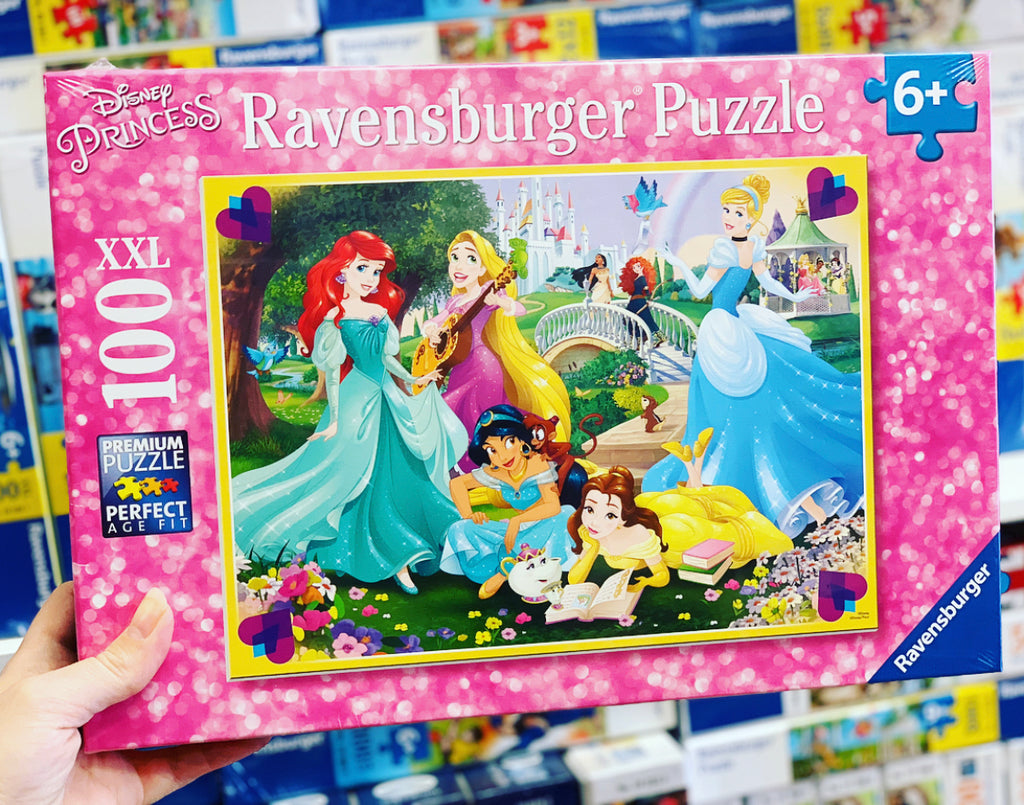 Disney Princess Collection Puzzle 100pc Ravensburger
