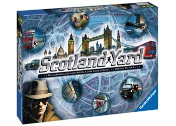 Ravensburger - New Scotland Yard Game