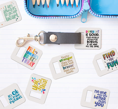 Remindables AFFIRMATION SET (8 TAGS)