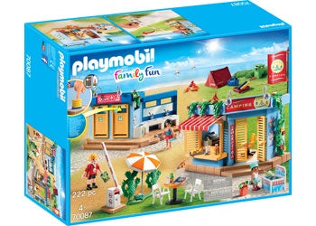 Playmobil - Large Campground