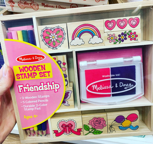 Friendship Stamps