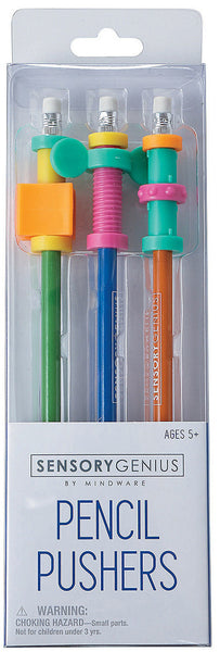 Sensory Pencil Pushers