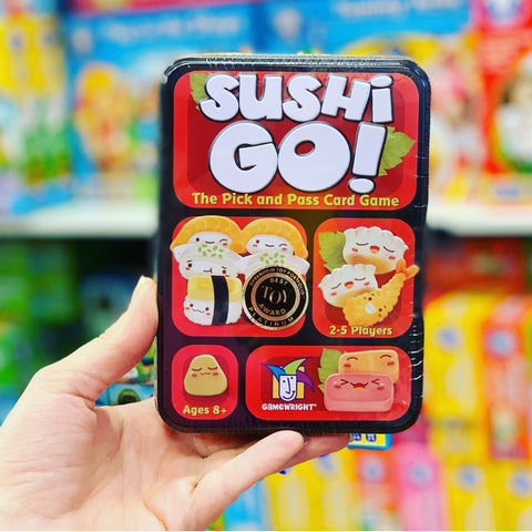 SUSHI GO! Card Game in Tin