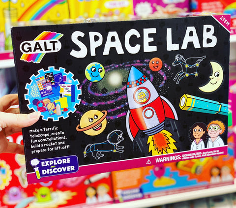Galt - Space Lab