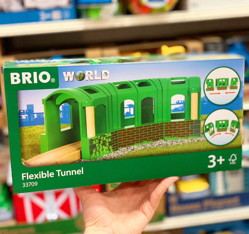 BRIO - Flexible Tunnel, 3 pieces
