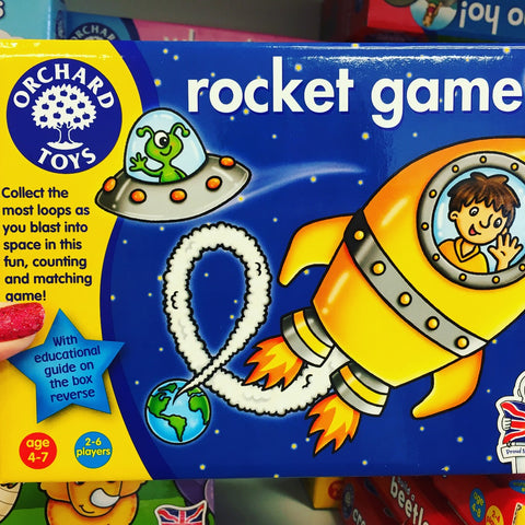 Orchard Toys - Rocket Game