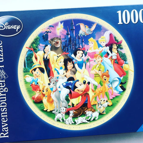 Disney Wonderful World Puzzle 1000pc