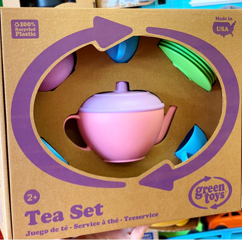 Green Toys - Recycled Tea Set