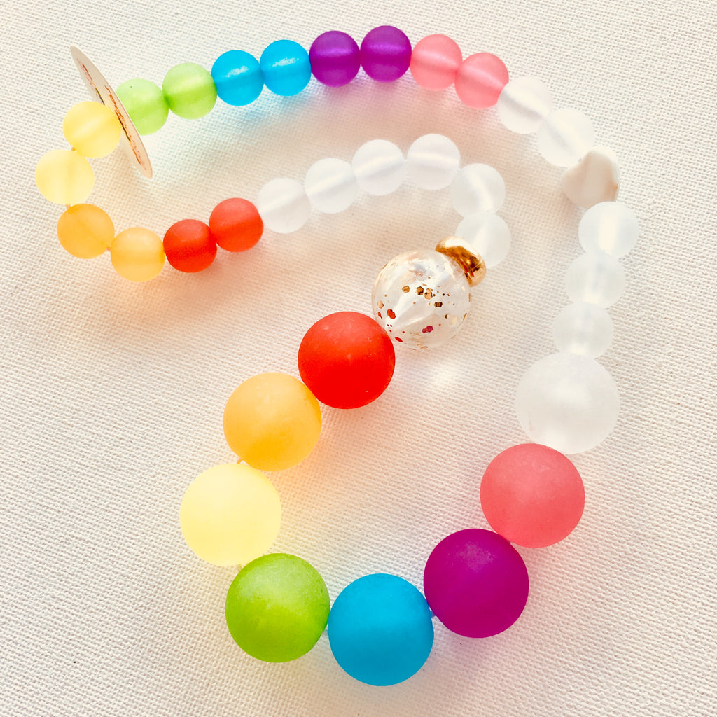 Over The Rainbow - Necklace