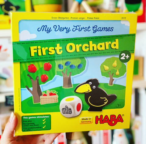 HABA - MY FIRST GAMES - FIRST ORCHARD