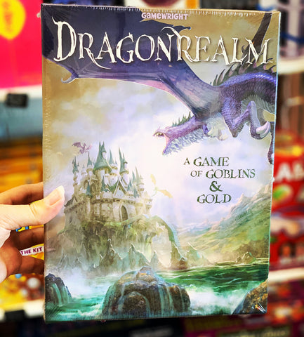 Dragonrealm A game of Goblins and Gold