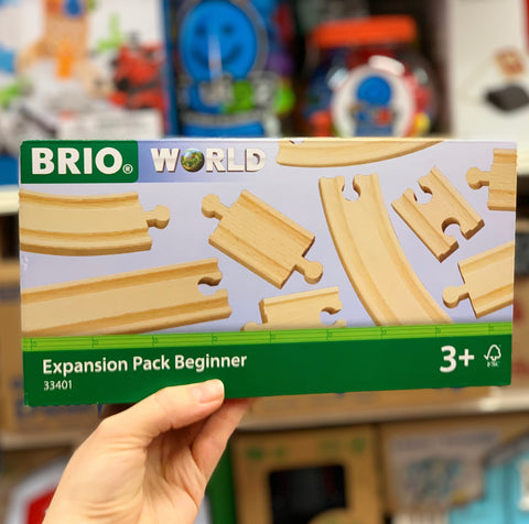 BRIO - Expansion Pack Beginner, 11 pieces
