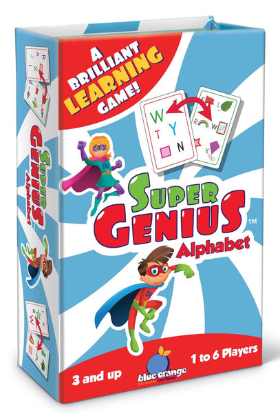 SUPER GENIUS - ALPHABET