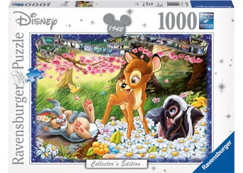 Disney Bambi Puzzle 1000pc