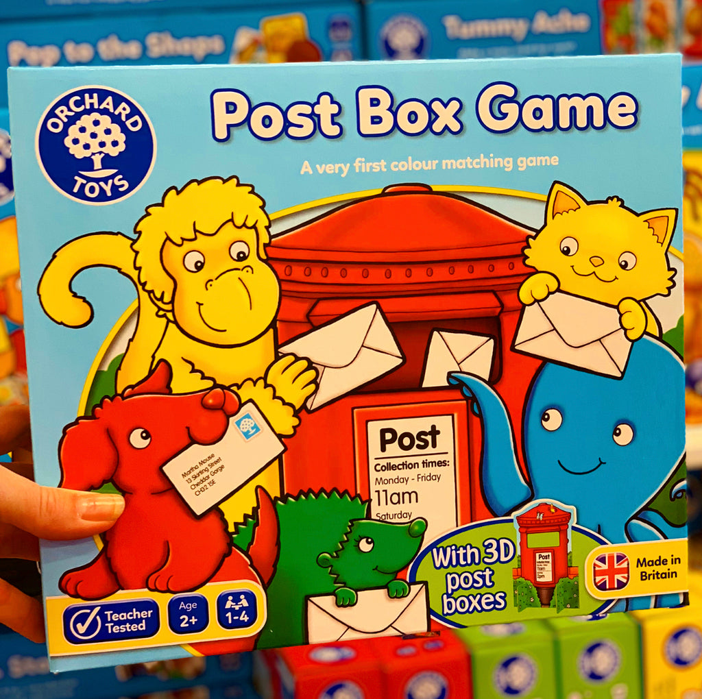 Orchard Game - Post Box Game