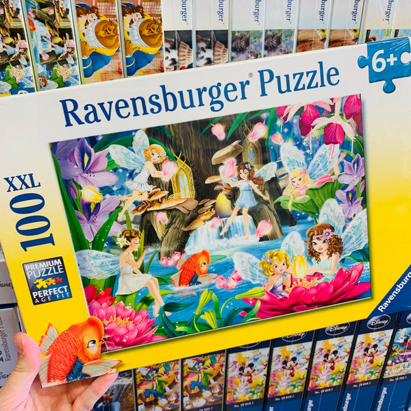 Magical Fairy Night Puzzle 100 pc Ravensburger