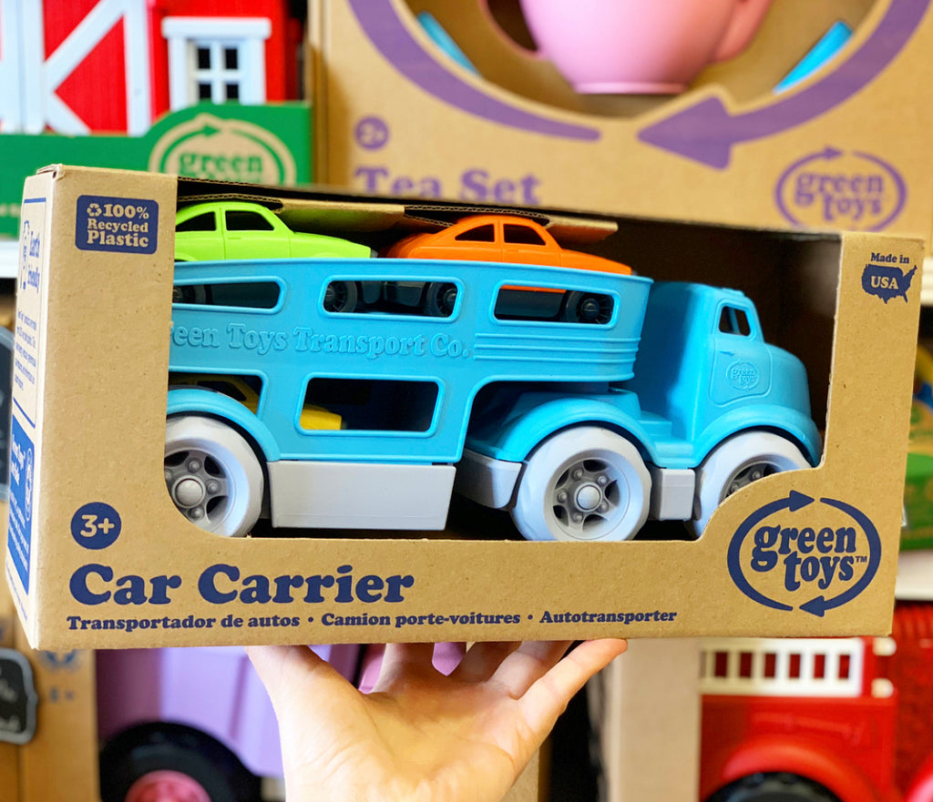 Green Toys – Car Carrier