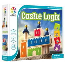 CASTLE LOGIX - Brainteaser game