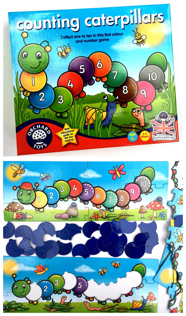 Orchard Toys - Counting Caterpillars