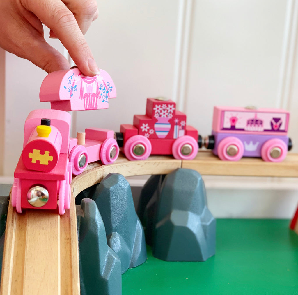 Princess Pink Train