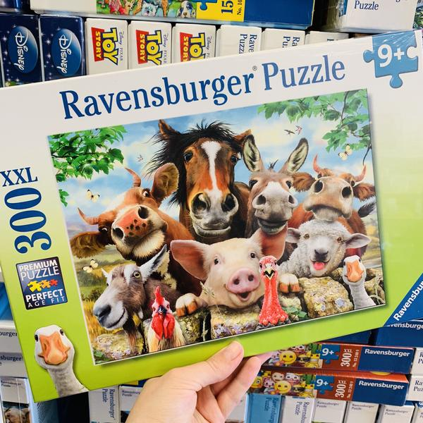 Say Cheese! Puzzle 300pc