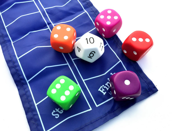 Maths Dice Jr. Game