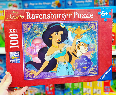 Rburg - Disney Aladdin Princess Jasmine 100pc