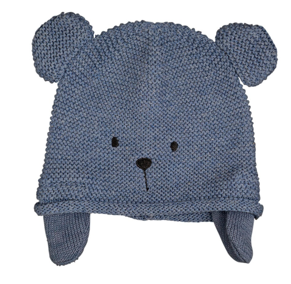 Teddy Knitted Hat
