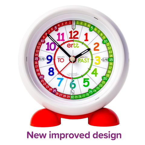EasyRead Time Teacher - Alarm Clock - Rainbow