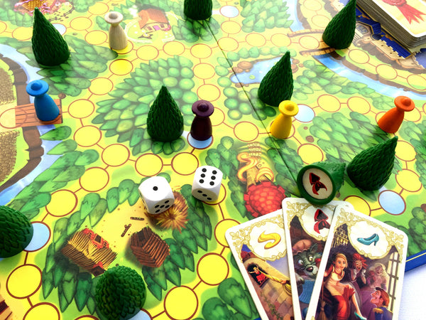 Rburg - Enchanted Forest Board Game