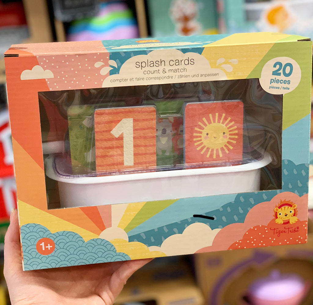 Splash Cards - Count and Match