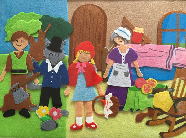 Felt Story Boards (Sold Individually) LOTS MORE designs
