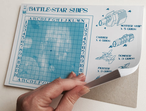 Battle-Star Ships Pad