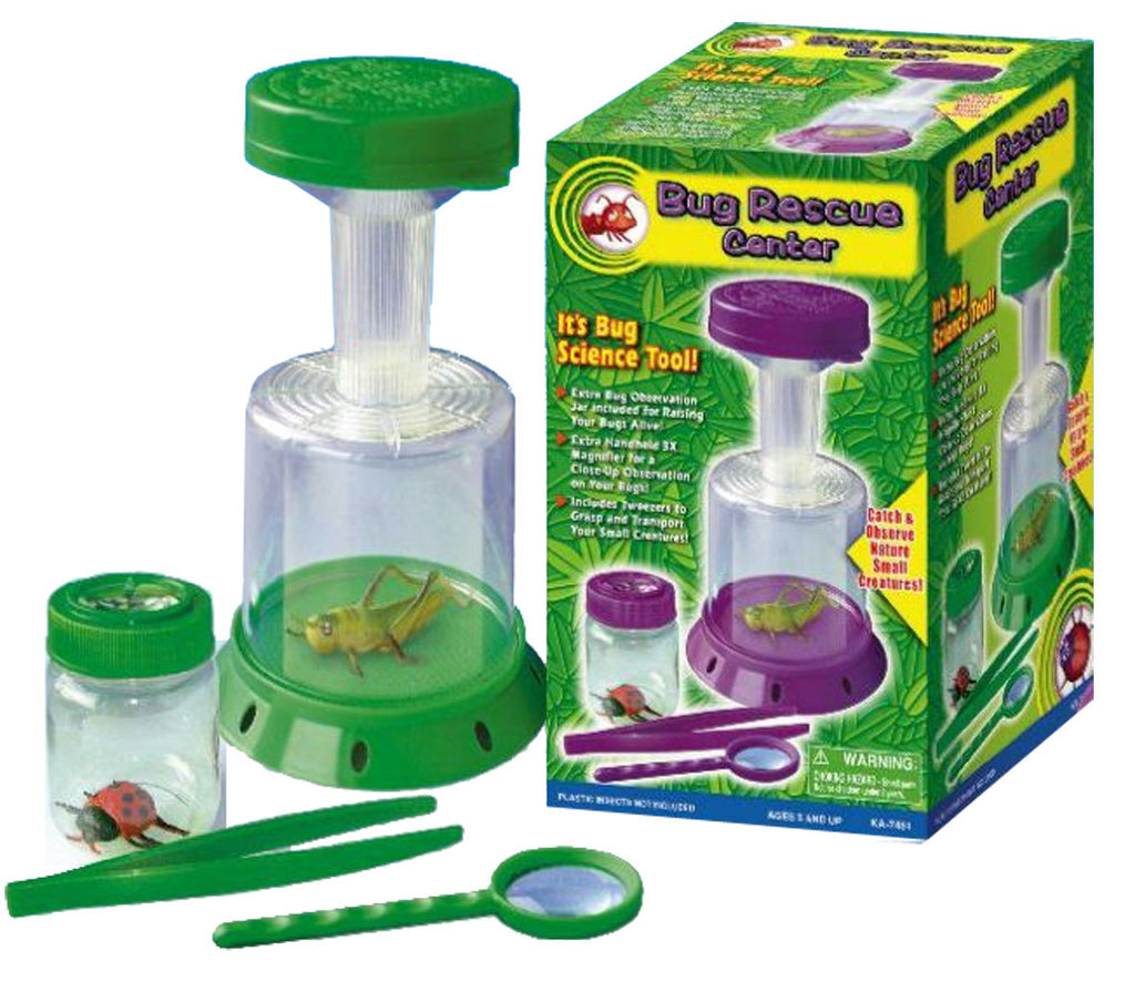 BUG RESCUE CENTRE - Green