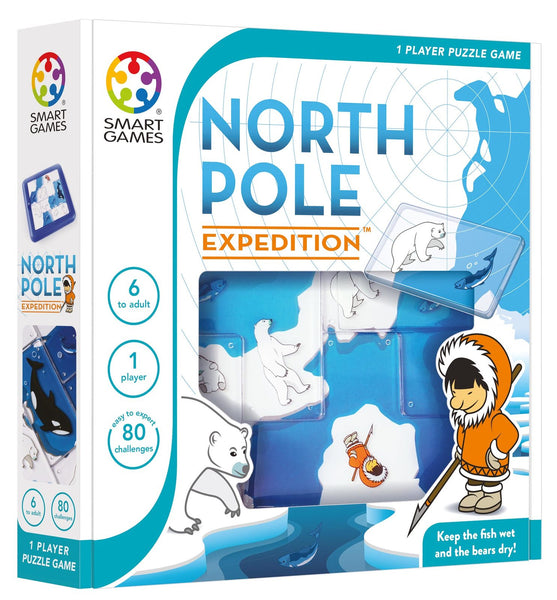 NORTH POLE EXPEDITION - SMART GAMES