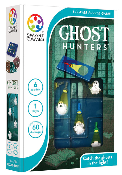 GHOST HUNTERS - SMART GAMES