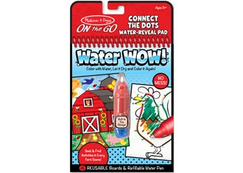 Water WOW! – Connect Dots