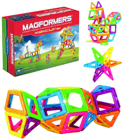 Magformers - Neon Colour