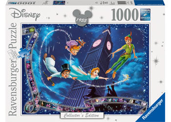 Rburg - Disney Memories Peter Pan 1953 1000pc