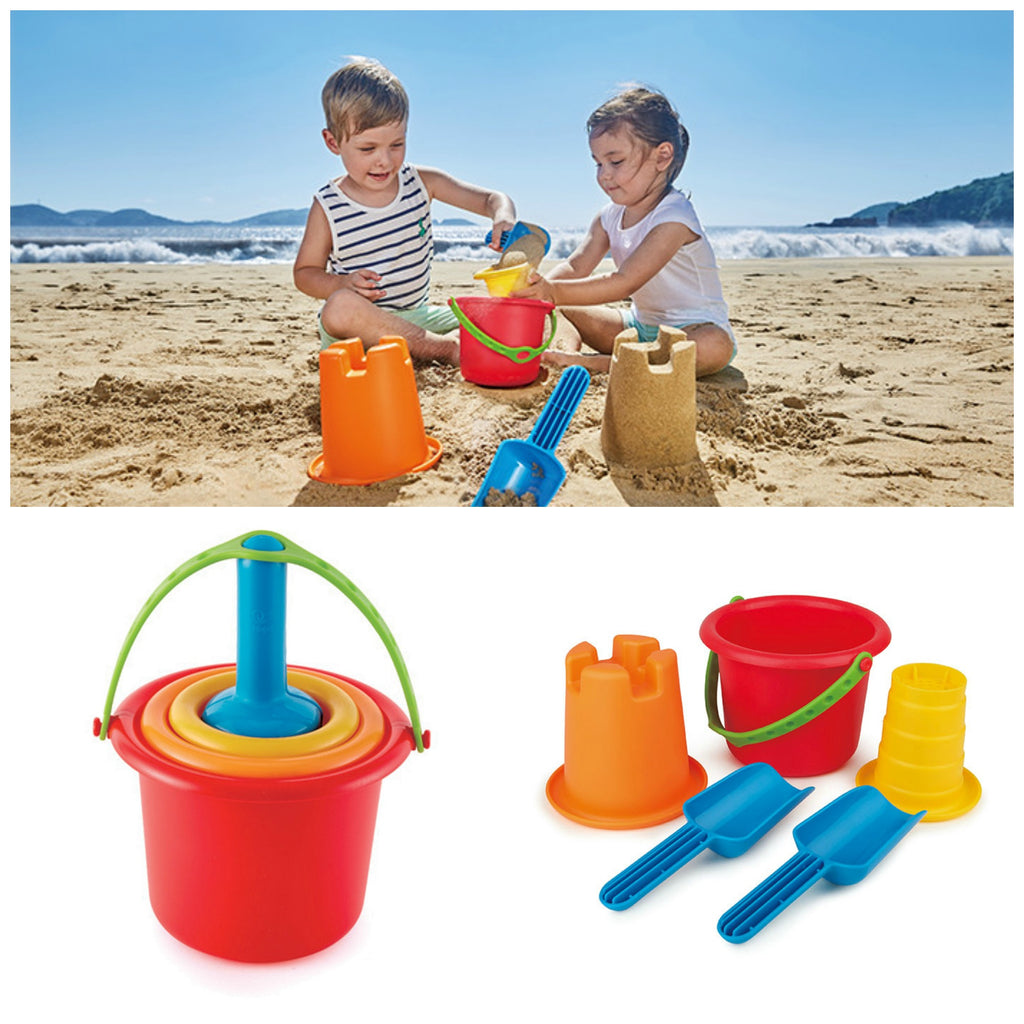 Hape 5-in-1 Beach Set