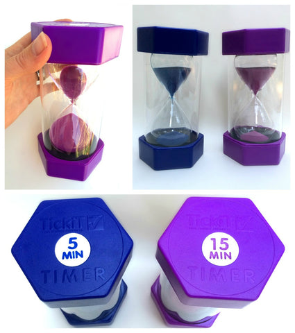 Sand Timers - Visual Time Tool