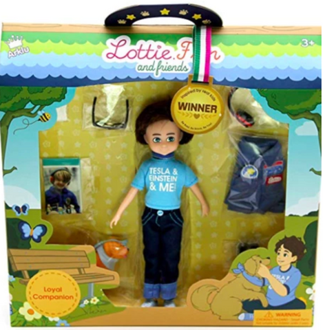 Boy Doll | Loyal Companion Playset - Lottie