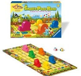 Snails Pace Race Game